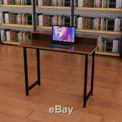 100cm Computer Desk Laptop PC Table Home Office Kids Writing Study Table Wooden