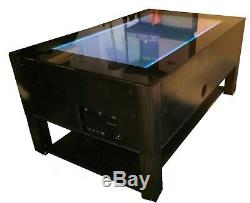 Amazing touch screen computer coffee table. Windows Table PC
