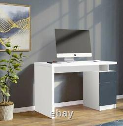 Computer Desk Home Office Gaming Study Table Laptop PC Writing Workstation