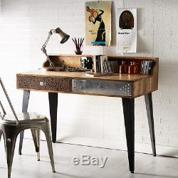 Desk Console Table Ultra Range made from Recycled Hardwood S04