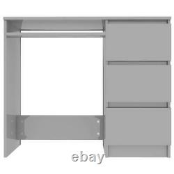Office Computer Desk Study PC Writing Gaming Table Home Workstation with Drawers