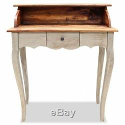 Vintage Writing Desk Computer Study Table Office Small Antique