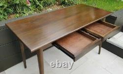 Wooden Writing Table Study Work Home Office Library Computer Desk Table